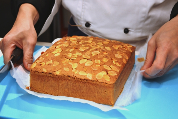 Traditional Dutch Spiced Cake