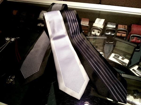 Assorted Ties at $49 each  (Natural Project #02-17)