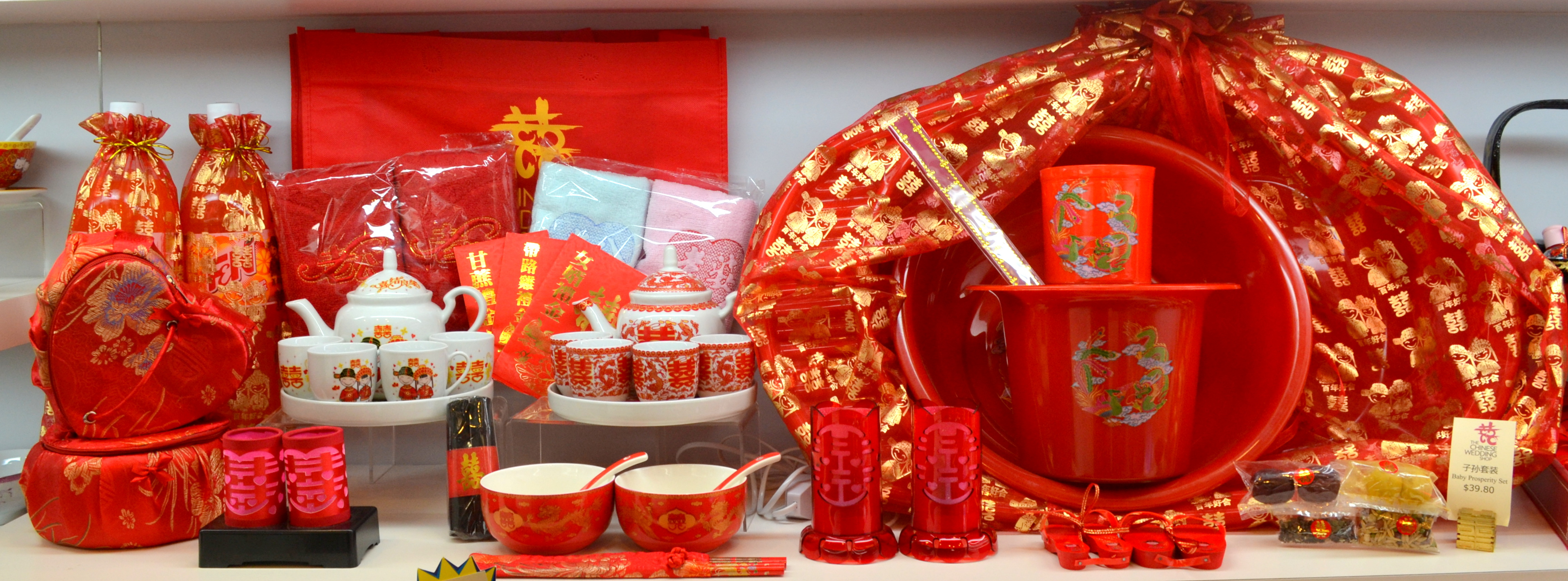 Chinese Wedding Gift Traditions: Prepare For Your Chinese Customary Wedding At The Chinese
