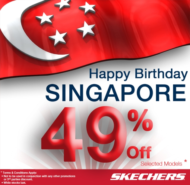 Skechers August Promotion