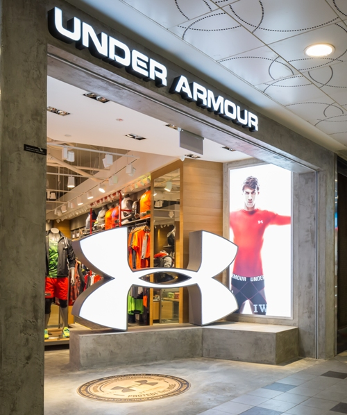Athletes Behold! Under Armour Is Now At Tampines 1